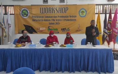 Workshop Penelusuran Tamatan BKK